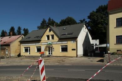 Rodný dům Ferdinanda Porsche - Fotografie původníh stavu - foto: Hlaváček architekti s.r.o.