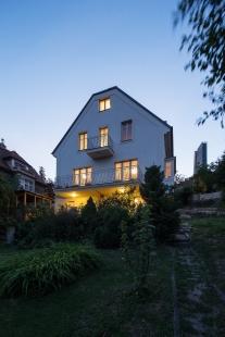 Rekonstrukce domu Na Hřebenkách