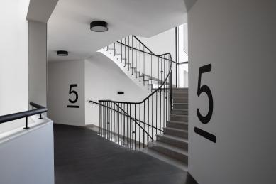 Student House Holešovice - foto: Tomáš Slavík