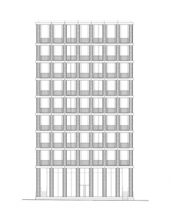 One Pancras Square - Pohled