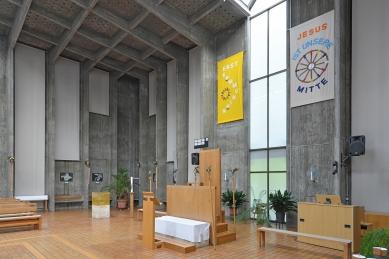 Pastorační centrum Baumgartner Spitz - foto: Petr Šmídek, 2017