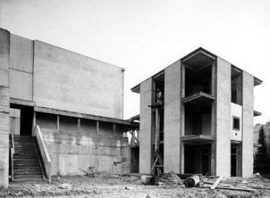 Pastorační centrum Baumgartner Spitz - Historický snímek