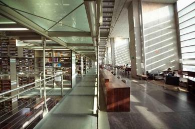 Knihovna Vasconcelos  - foto: Yoshihiro Koitani