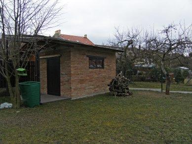 Rodinný dům v Chrudimi - Kůlna - foto: Martin Nedvěd