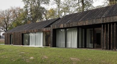 Rodinný dům Neveklov - foto: Jan Vrabec
