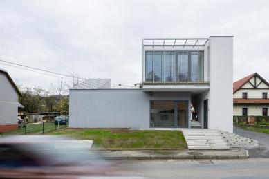 Ateliérový dům v Ratiboři - foto: Tomáš Souček