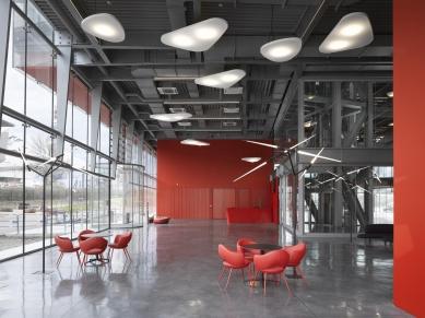 GL Events HQ - foto: © Roland Halbe, Stuttgart