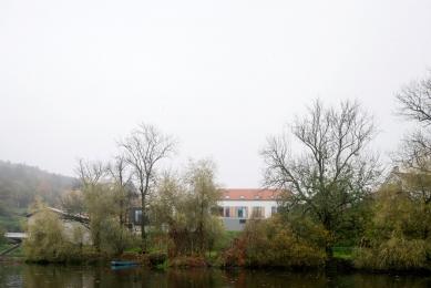 Úprava hospodářského dvora Bukovec pro bydlení - foto: Kompost.works