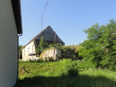 Úprava hospodářského dvora Bukovec pro bydlení - Fotografie původníh stavu - foto: projectstudio8