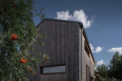 Rodinný dům v Náletu - foto: Kompost.works / BcA. Petr Polák