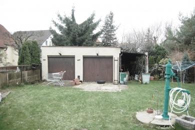Rekonstrukce rodinného domu v Bohnicích - Fotografie původníh stavu - foto: Archport