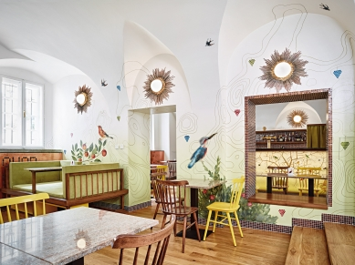 Café Pilát - foto: Kiva