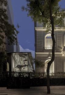 The Pavilion / Norman Foster Foundation - foto: Luis Asín