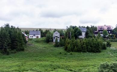 Chata s lávkou - foto: Štěpán Jablonský