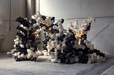 CoEx - An installation for Milano Salone di Mobile 2018 - foto: Peter Kolarčik