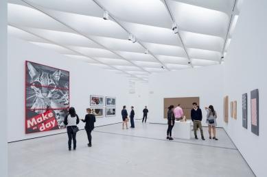 Broad - muzeum moderního umění - foto: Iwan Baan
