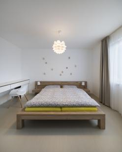 Rekonstrukce mezonetového bytu v Bratislavě - foto: Studio Flusser