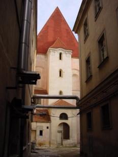Kostel sv. Anny - foto: Ester Havlová