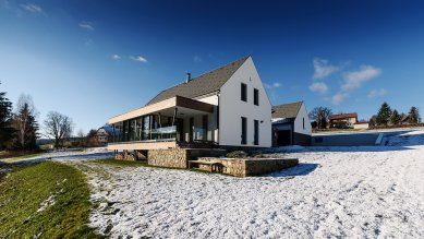 Rodinný dům Březiny - foto: Kamil Saliba