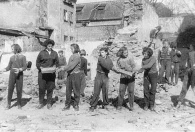 KINONEKINO - Akce Z výstavba rok 1958 - foto: Bohumil Pospíšil