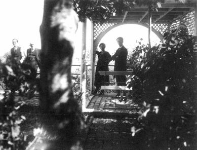Vila Jeanneret-Perret - Rodinný snímek z roku 1915
