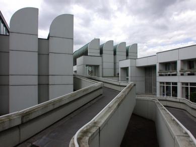 Bauhaus-Archiv - foto: Petr Šmídek, 2002