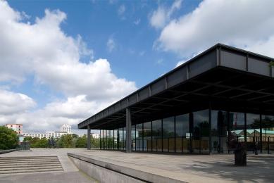 Neue Nationalgalerie - foto: © Petr Šmídek, 2008
