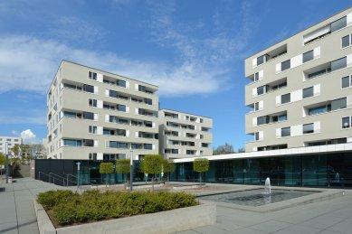 Rezidenční domov pro seniory Stuttgart-Killesberg - foto: Petr Šmídek, 2018