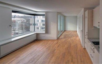 Rezidenční domov pro seniory Stuttgart-Killesberg - foto: Steffen Vogt