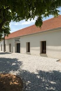 Rekonstrukce bývalé hospody se sálem v Máslovicích - foto: Jiří Straka