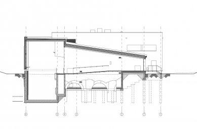 Archeological reservation on Cathedral Island - Řez - foto: Toya Design