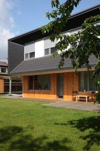 Rodinný dům Černošice - foto: Lina Németh