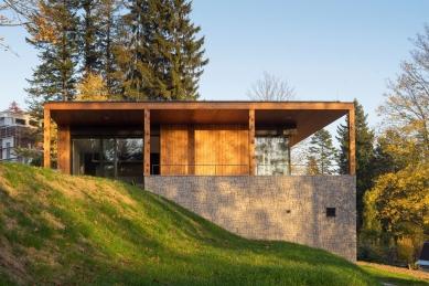 Villa Tajm - foto: Tomáš Souček