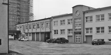Konverze průmyslového objektu v Ostravě - původní stav - foto: Radek Kolařík