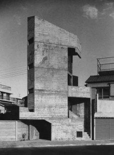 Dům věž v Tokiu