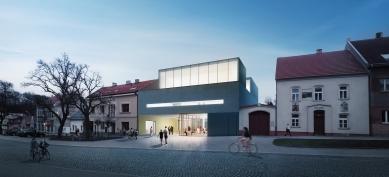 Knihovna a společenské centrum Úvaly