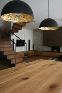 Interiér bytu, Praha-Břevnov