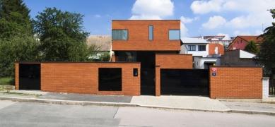 Rodinný dům K zahrádkám - foto: Ondřej Polák
