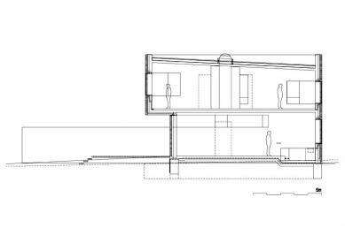 Rodinný dům K zahrádkám - foto: 4A architekti