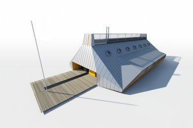 Rekonstrukce Chaty Na Rozcestí