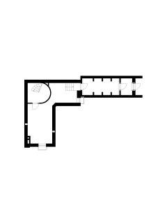 Rodinný dům, Šebrov - Půdorys 1PP