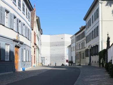 Umělecké muzeum v Basileji - foto: Jiří Žid, 2017