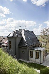 Rodinný dům Všenory - foto: Viktor Jelínek