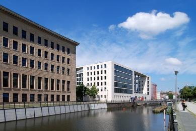 Ministerstvo zahraničních věcí Spolkové republiky Německo - foto: Petr Šmídek, 2008