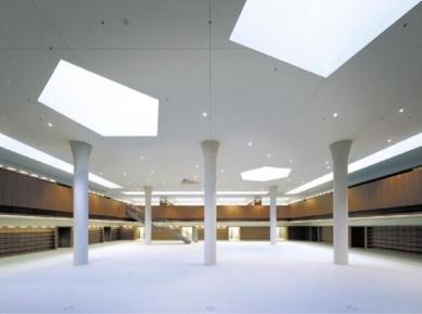 Ministerstvo zahraničních věcí Spolkové republiky Německo - foto: © Müller Reimann Architekten, Berlín