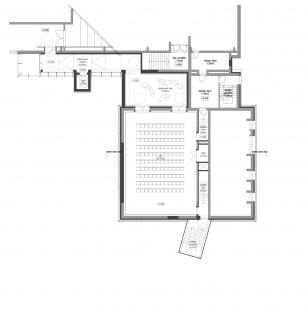 Interiér Louňovice