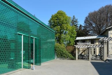 Přestavba a rozšíření muzea Rietberg - foto: Petr Šmídek, 2018