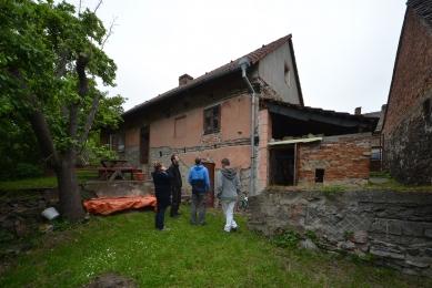 Rodinný dům Černošice - Původní stav
