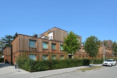 Vícegenerační bydlení Am Mühlgrund - foto: Petr Šmídek, 2018