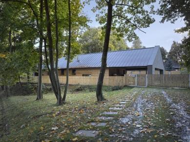 Přízemní rodinný dům - foto: Filip Šlapal